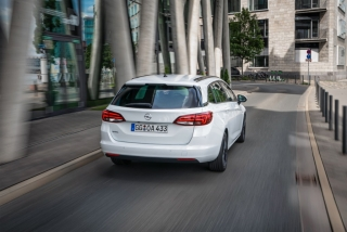 Fotos prueba Opel Astra 2020 Foto 41