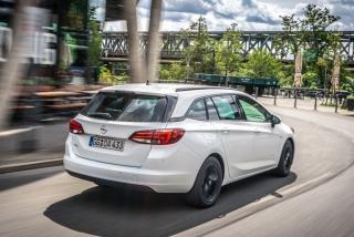 Fotos prueba Opel Astra 2020 Foto 42