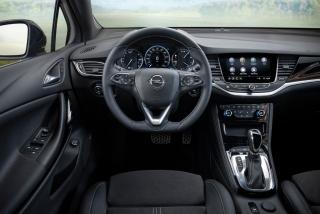 Fotos prueba Opel Astra 2020 Foto 48