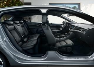 Fotos prueba Opel Astra 2020 Foto 49