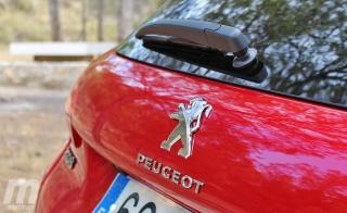 Fotos prueba Peugeot 2008 GT Line Foto 23