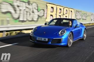 Fotos prueba Porsche 911 Targa - Foto 1