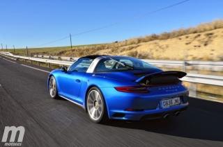 Fotos prueba Porsche 911 Targa - Foto 2