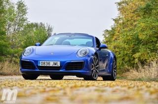 Fotos prueba Porsche 911 Targa - Foto 3