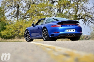 Fotos prueba Porsche 911 Targa - Foto 4