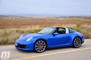 Fotos prueba Porsche 911 Targa - Foto 5