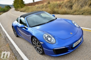Fotos prueba Porsche 911 Targa - Foto 6