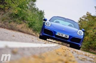 Fotos prueba Porsche 911 Targa Foto 9