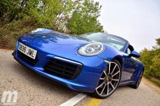 Fotos prueba Porsche 911 Targa Foto 11