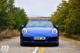 Fotos prueba Porsche 911 Targa Foto 14