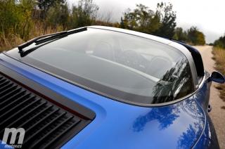 Fotos prueba Porsche 911 Targa Foto 17