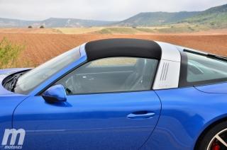Fotos prueba Porsche 911 Targa Foto 19