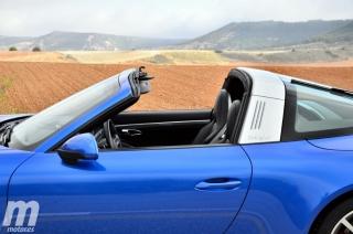 Fotos prueba Porsche 911 Targa Foto 20