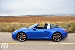 Fotos prueba Porsche 911 Targa Foto 21