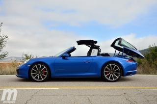 Fotos prueba Porsche 911 Targa Foto 22