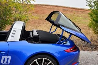 Fotos prueba Porsche 911 Targa Foto 23