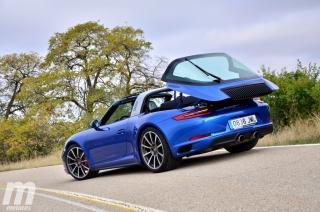 Fotos prueba Porsche 911 Targa Foto 24