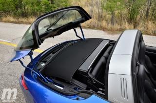 Fotos prueba Porsche 911 Targa Foto 26