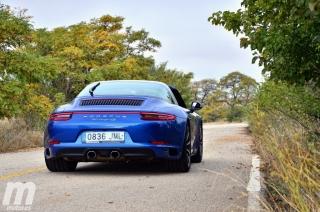 Fotos prueba Porsche 911 Targa Foto 27