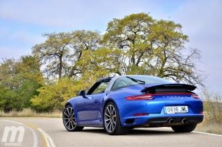 Fotos prueba Porsche 911 Targa Foto 29