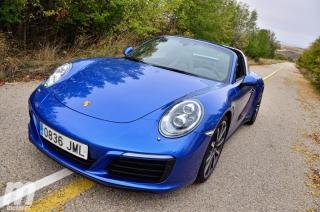 Fotos prueba Porsche 911 Targa Foto 30