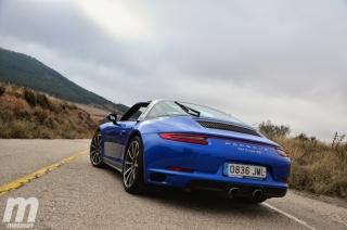 Fotos prueba Porsche 911 Targa Foto 31
