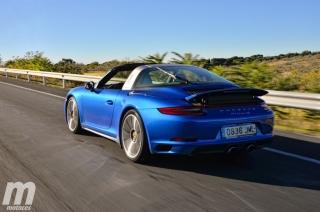 Fotos prueba Porsche 911 Targa Foto 32