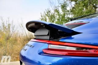 Fotos prueba Porsche 911 Targa Foto 34
