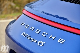 Fotos prueba Porsche 911 Targa Foto 35