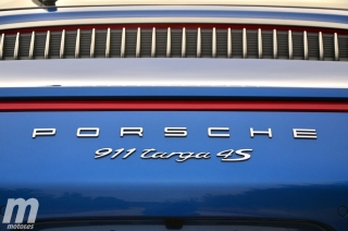 Fotos prueba Porsche 911 Targa Foto 36