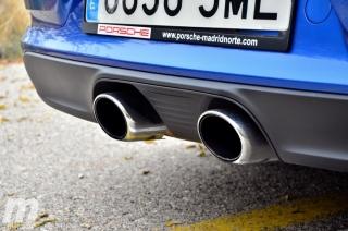 Fotos prueba Porsche 911 Targa Foto 38