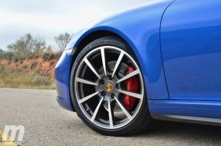 Fotos prueba Porsche 911 Targa Foto 40