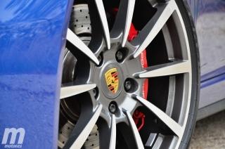 Fotos prueba Porsche 911 Targa Foto 41
