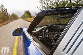 Fotos prueba Porsche 911 Targa Foto 44