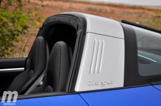 Fotos prueba Porsche 911 Targa Foto 45