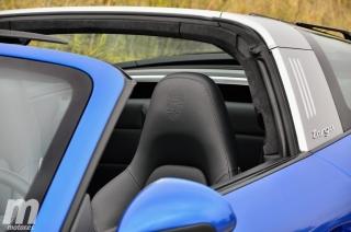 Fotos prueba Porsche 911 Targa Foto 46