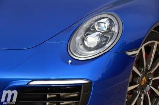 Fotos prueba Porsche 911 Targa Foto 47