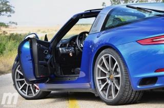Fotos prueba Porsche 911 Targa Foto 50
