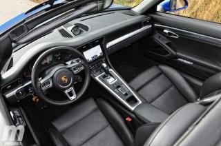 Fotos prueba Porsche 911 Targa Foto 51