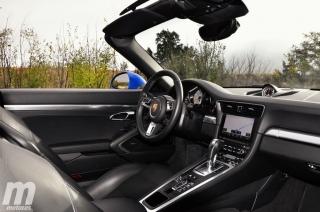 Fotos prueba Porsche 911 Targa Foto 53