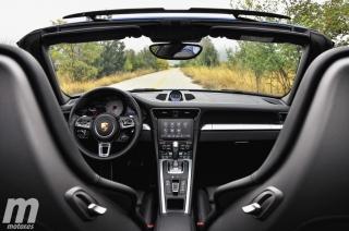 Fotos prueba Porsche 911 Targa Foto 54