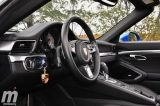 Fotos prueba Porsche 911 Targa Foto 60