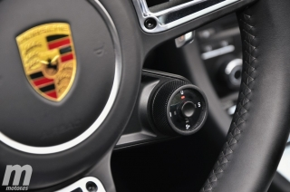 Fotos prueba Porsche 911 Targa Foto 65