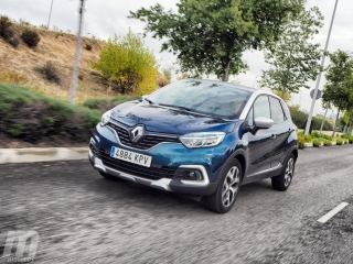 Fotos prueba Renault Captur 0.9 TCe 90 CV - Foto 1