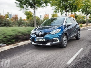 Fotos prueba Renault Captur 0.9 TCe 90 CV Foto 12