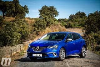 Foto 1 - Fotos prueba Renault Megane GT Line