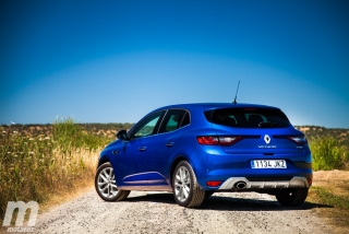 Foto 2 - Fotos prueba Renault Megane GT Line