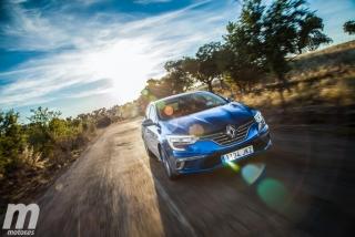 Foto 3 - Fotos prueba Renault Megane GT Line
