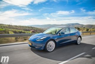 Fotos prueba Tesla Model 3 Foto 1