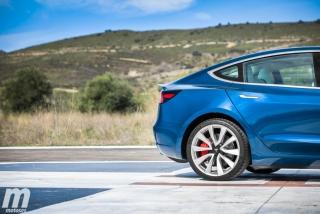 Fotos prueba Tesla Model 3 Foto 10